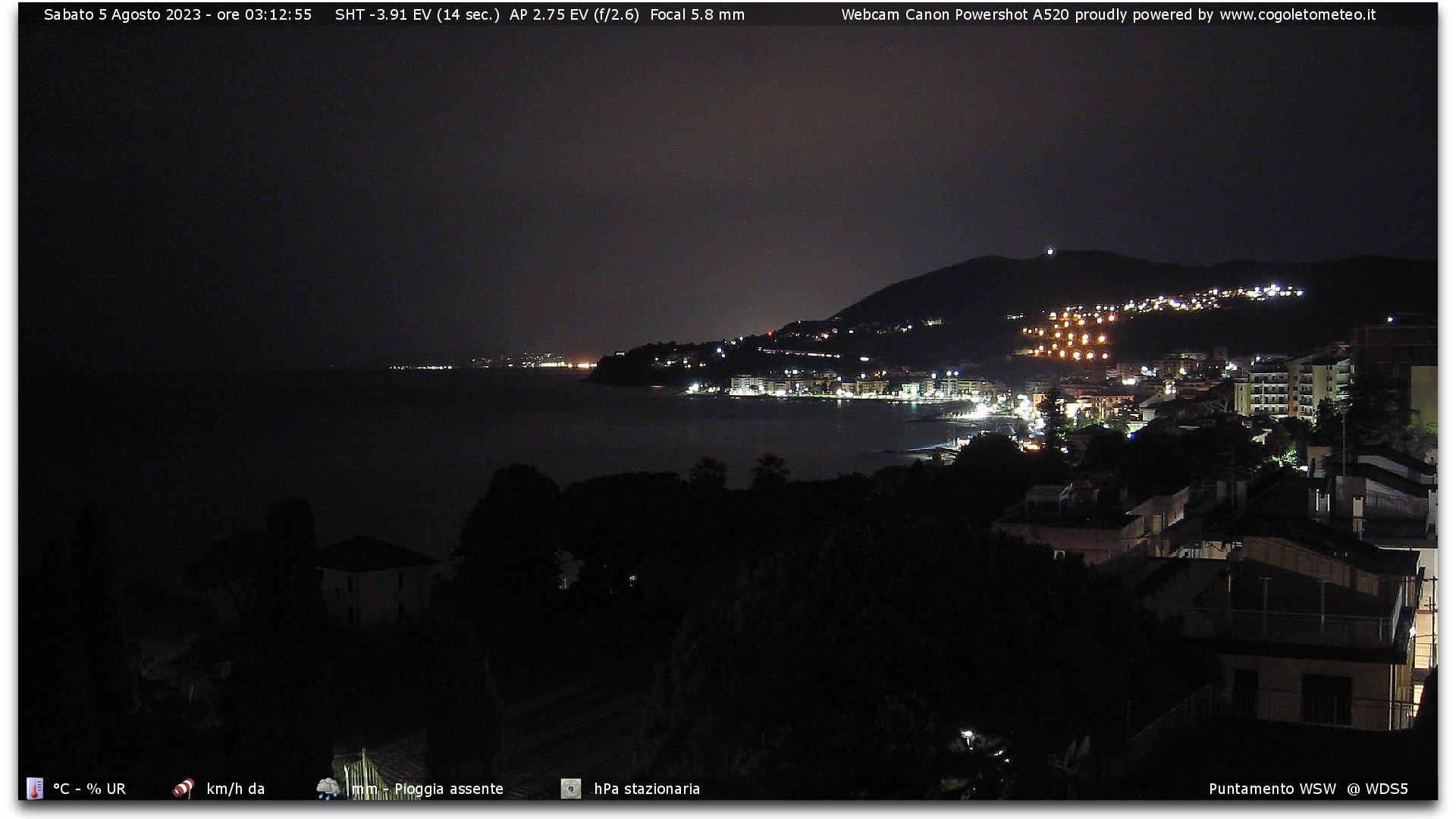 Cogoleto, Liguria